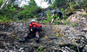 fjellklatring mestring gruppe