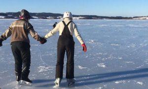 Skøyter aktiviteter for barn i Steinkjer